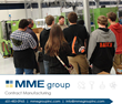 MME Group Celebrates Manufacturing Month by Hosting a Tour for Local Area High School Students
