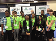 Local students attend trade show for a manufacturing software demonstation