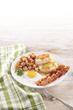 Bob Evans' Mini Sampler Breakfast