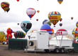 RAPTOR™ Radar Wind Profiler provides launch and operations support at the Albuquerque Balloon Fiesta