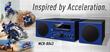 Yamaha MCR-B043 Micro System Revs Up Home Audio; Superior Sound Meets Yamaha Motorsports-Inspired Design