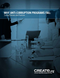 Whitepaper: Why Compliance Programs Fail: Turning Policies into Practices