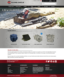 www.flyingcirclegear.com Homepage