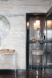 Elena Calabrese Design & Decor Presents Salle a Diner, a Natural Luxe Dining Parlor at the 2015 Traditional Home Napa Valley Showhouse