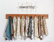 Artist Kate Miller Launches elworthy studio, an Eco-Conscious Fabric and Wallpaper Line Inspired by urban decay