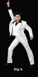 Travolta Look Alike Announces New Service for Live Parties Entertainment and Online Content Creators