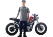 Unbreakable: British Customs Weekend Projects Continues with a GoPro and Saint Unbreakable Denim Pants Giveaway and Launch of Their Stainless Steel Collection