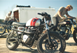 "How to Build a Custom Motorcycle in One's Own Garage: British Customs' Introduces Guides for their Revolutionary ""Weekend Projects"""