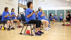 Exercise \u0026 Healthy Aging Program