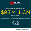 Application Deadline for MOAA Scholarship Fund is March 1 – Apply Now!