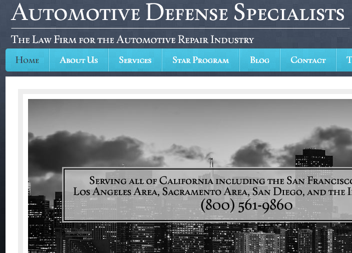 Attorneys for defense against bureau of automotive repair letters