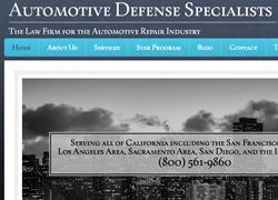 Bureau of Automotive Repair Attorneys