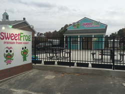 sweetFrog Hops Into Ashland With Halloween Grand Opening