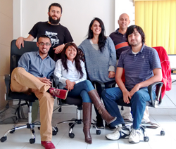 Xalapa production office team