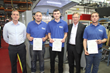 European Springs and Pressings Ltd Recognise Achievements of Successful Apprentices