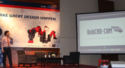 ESSV Presents BobCAD-CAM CAM Programming Software to Crowd at SOLIDWORKS™ Innovation Day