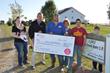 Vets Plus Awards Weekend of Milking to Bear Creek Dairy