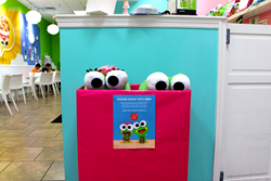 sweetFrog Launches Stuffed Animal Drive to Benefit The Salvation Army