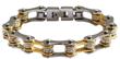 Edgy Unique Bike Chain Bracelet Fashion Jewelry Designs