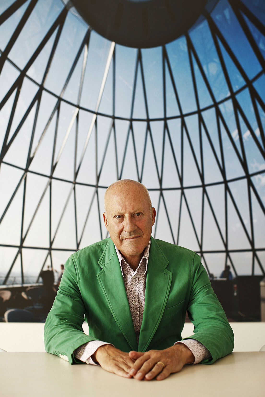 Address By Renowned Architect Lord Norman Foster Keynotes