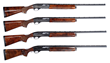 Outstanding Remington Model 1100 SD Grade F 4 Gun Skeet Set, from the Robert Burg Collection; estimated at $8,000-12,000, sold for $13,800.