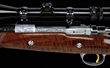 FN Browning Olympian Grade Game Rifle Engraved by Marechal and Cargnel from the Fuller Collection; estimated at $7,500-12,000, sold for $16,100.