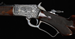 #10 Engraved Deluxe Special Order Marlin Model 1897, From an Extraordinary Single Owner Collector of Rare Marlins; estimated at $50,000-70,000, sold for $80,500.