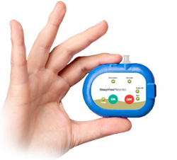 SleepView Home Sleep Apnea Monitor