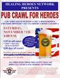 Pub Crawl Flyer