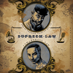 Cymarshall Law - Supreem Law (The DJ Premier Tribute Mix CD)