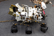 Prototype of the rover, Curiosity
