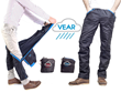 """VEAR Launches the """"Must Have"""" Rain Pants Designed for Urban Bikers and Walkers for Staying Dry while Looking Stylish During Commutes"""
