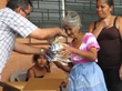 Salesian Missions, Feed My Starving Children Partnership Provides Rice-Meal Donation to At-Risk Youth and Poor Elderly in El Salvador
