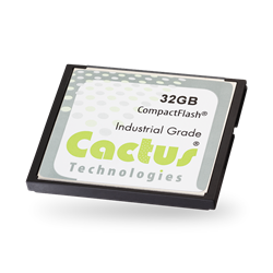 Industrial Grade Compact Flash