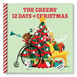 "The Perfect Christmas Gift for Your Little ""True Love"": My 12 Days of Christmas Personalized Book"
