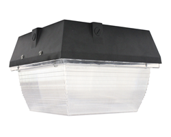90 Watt Traditional LED Canopy Light to Replace 400 Watt Metal Halides