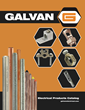 Galvan Electrical's New 2015 Full-Color Catalog Features Latest Product Info Plus NEC, NESC and RUS Specs