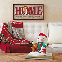 Hallmark Holiday Home Decor