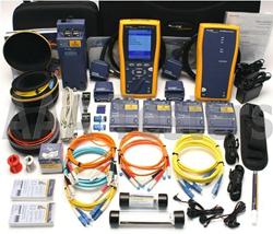 Fluke Networks DTX-1800-MSO DTX-QUAD-OTDR Kit