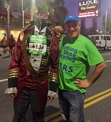 Rock 'n' Roll Los Angeles Halloween Half Marathon Draws...