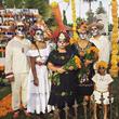 California Flower Mall Day of the Dead Marigolds Raise Spirits