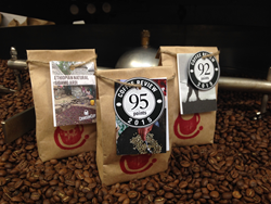 Roaster of the Year gift pack from Crimson Cup Coffee & Tea