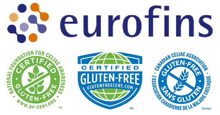Eurofins Food Safety Systems Offers Gluten-Free Certification