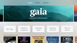 Gaia screen shot