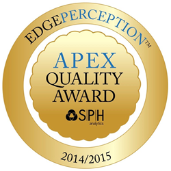 APEX Award from SPHA