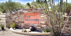 The Meadows campus in Wickenburg, Arizona