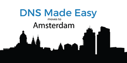 DNS Made Easy moves into Amsterdam