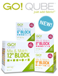 AccuQuilt Releases the GO! Qube™ Mix & Match Block Sets