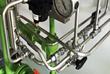 Tube end valve, seamless tubing, welded, 316, 3/8,