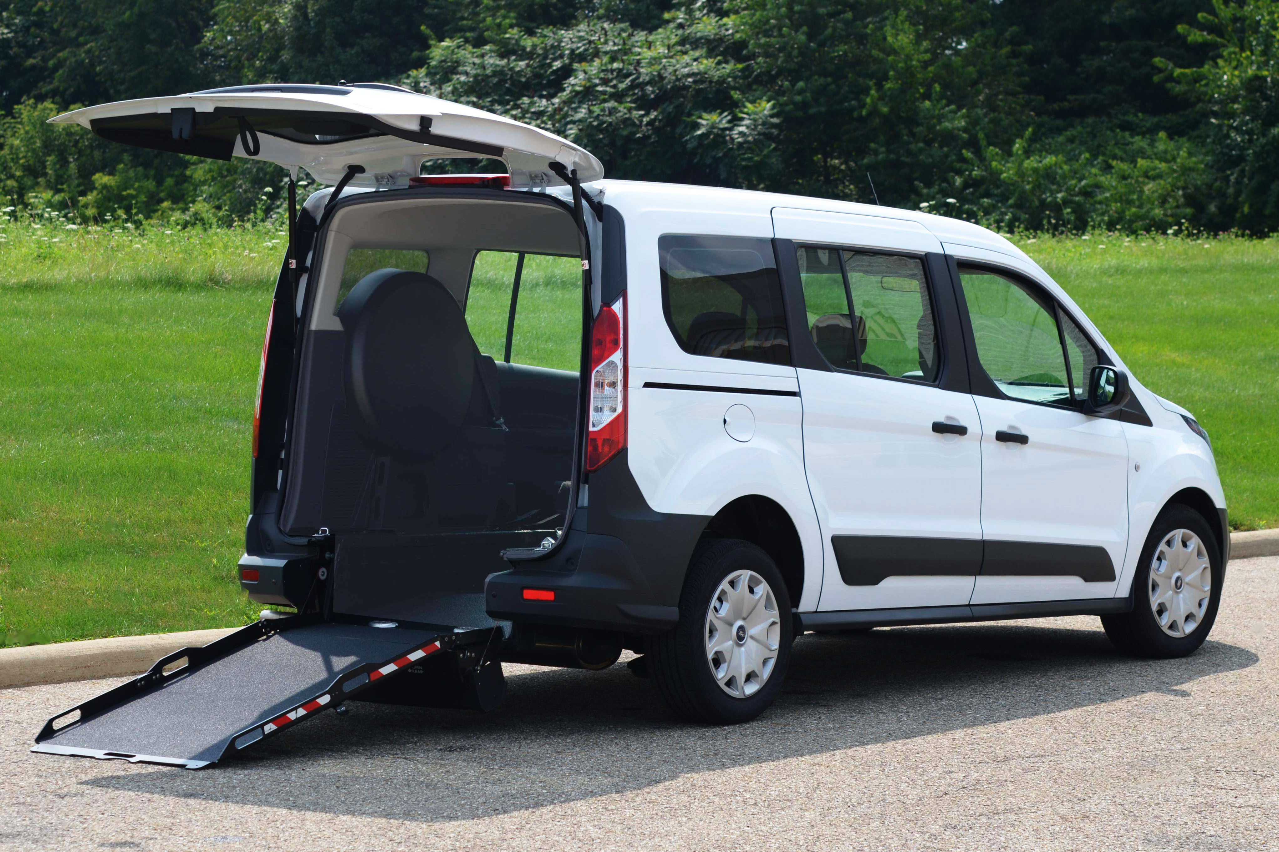 Ford Transit Home >> Merger Between MobilityWorks and HASCO Medical, Inc. Completed